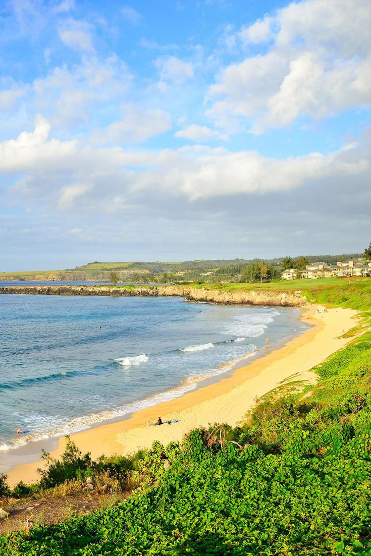Top 10 Beaches in the USA | Vacation trips, Vacation spots ...
