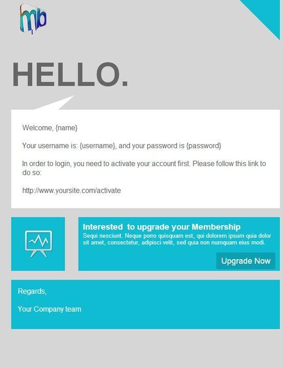 Hey Yo : http://stamplia.com/html-email-template/transactional ...