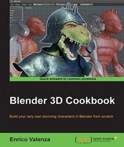 download blender 3d cookbook online free pdf epub mobi ebooks