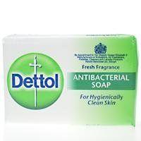 Dettol Anti Bacterial Soap 125g By Dettol 1 60 Dettol