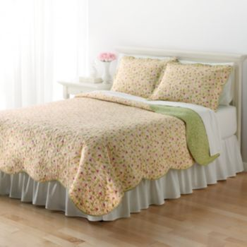 Home Classics Sarah Reversible Quilt Coordinates Sale Kohl S