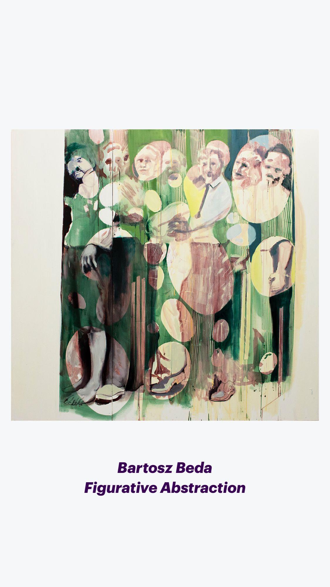 Bartosz Beda Figurative Abstraction