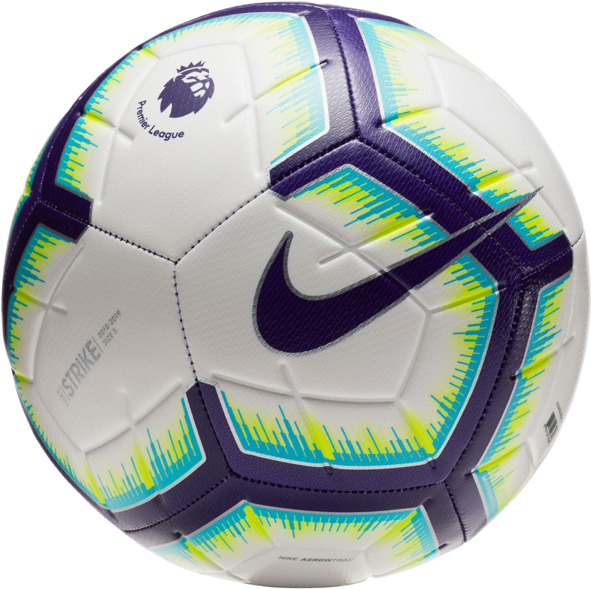 Nike Premier League Strike Soccer Ball White In 2020 Nike Soccer Ball Soccer Ball Soccer Balls