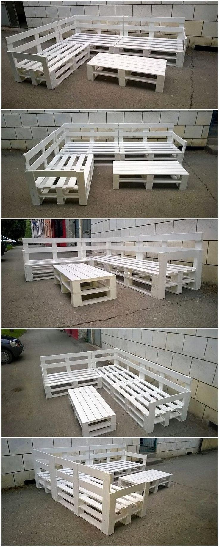 Creative Ideas for Repurposing Old Wooden Pallets - #creative #Ideas #pallets #Repurposing #Wooden