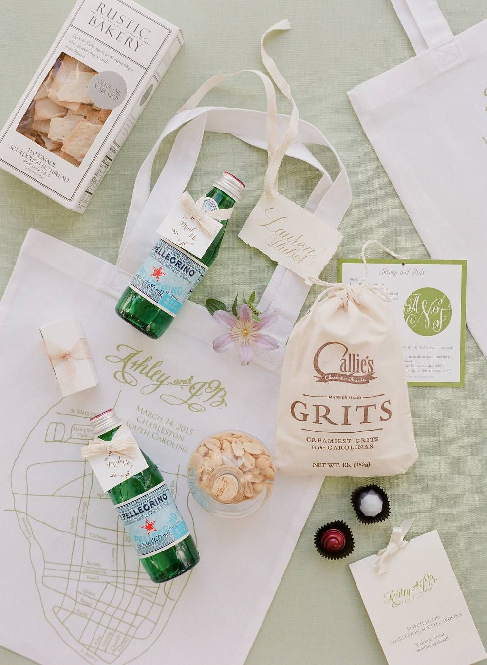 Easton Events | Springtime on the Ashley | Welcome Bags with ...