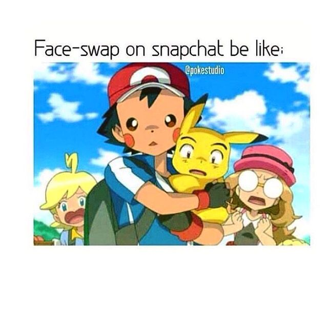 Ash And Pikachu Faceswap Pokemon Anime Ash Pikachu Faceswap