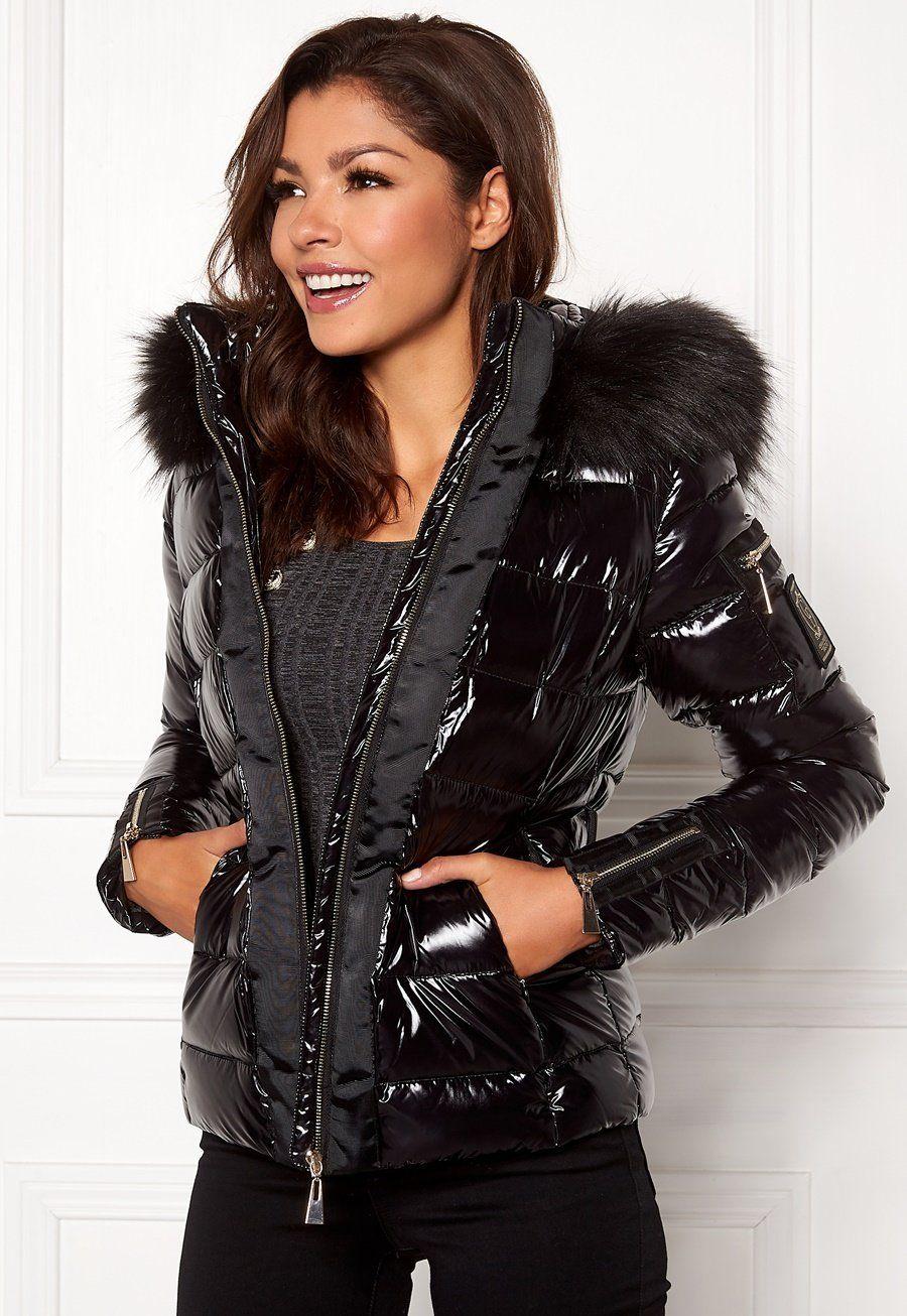 Chiara Forthi Madesimo down jacket Black Bubbleroom