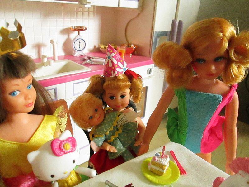 Happy Birthday Skipper! | Skipper, Tutti, and Stacie dolls ...