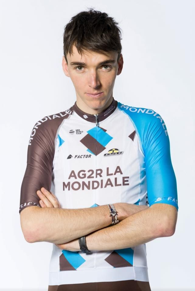 "RESPECT for owning your Mistake, Bardet! ✊️ Romain Bardet: ""I MADE A MISTAKE"" #ParisNice : #Stage1"