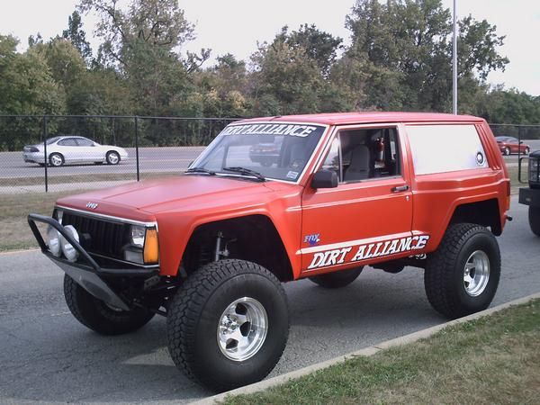 Baja Xj S Jeep To Prerunner Build Thread Jeep Xj Jeep Jeep Cherokee Xj