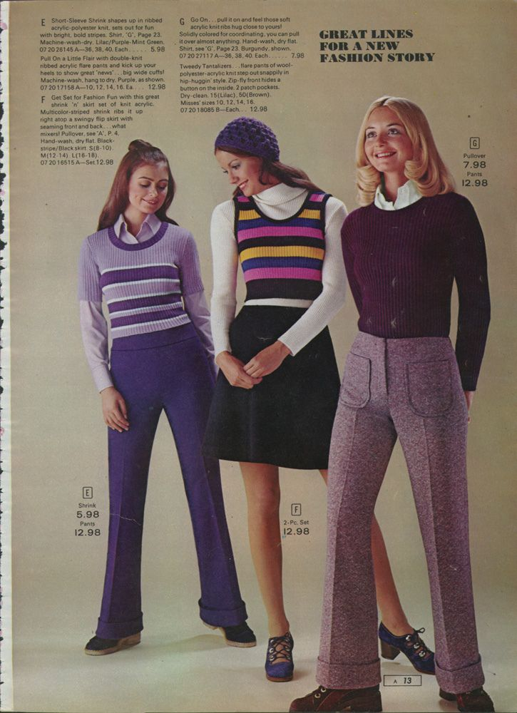 6dce5529177 Simpsons-Sears Fall-Winter 1972 (006) in 2019