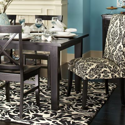 Torrance Dining Table Rubbed Black Tables Pinterest - Torrance dining table