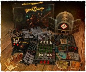 heroquest 25th anniversary edition no