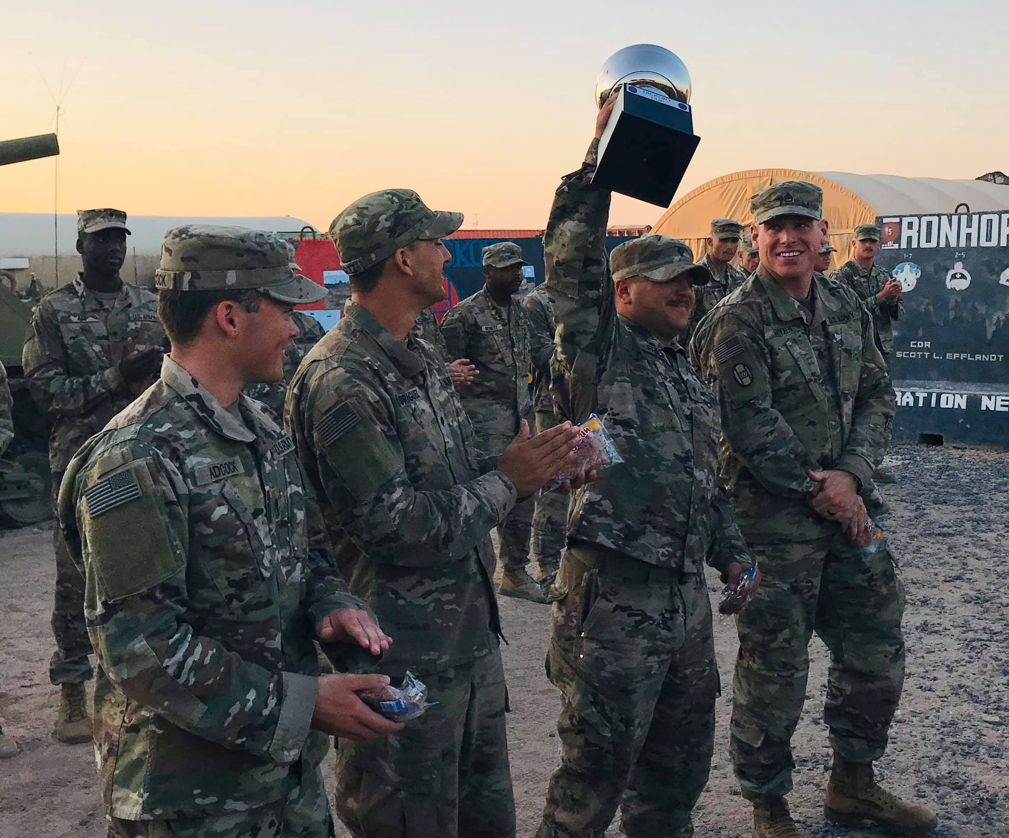 Congratulations To The 1 252 Armor Regiment Bravo Company Cobra Tankers For Winning The Hickory Cup Earlier This Month The Competi Bravo Company Army Regiment