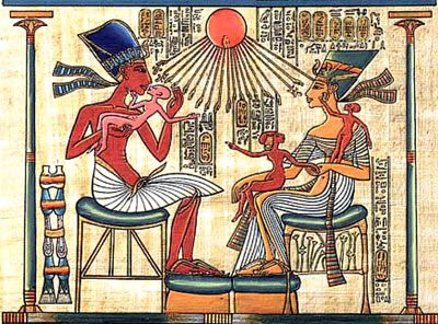 a history of the rule of akhenaten amenhoptep iv Akhenaten, who was also known as amenhotep iv, was a ruler in egyptin the mid-1300s bc he is known for trying to unify his countryunder one god.