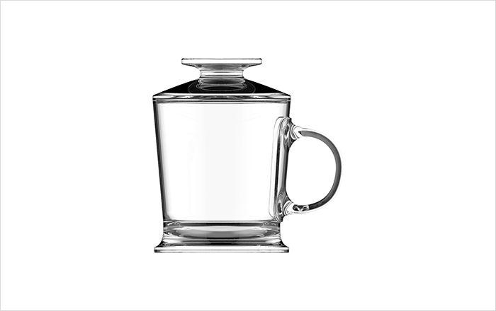 Defne Koz tasarımı Lipton Bitki, Meyve ve Yeşil Çay bardağı