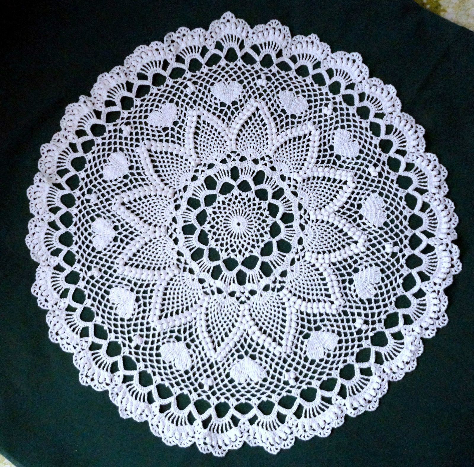 New Hand Crocheted 23\