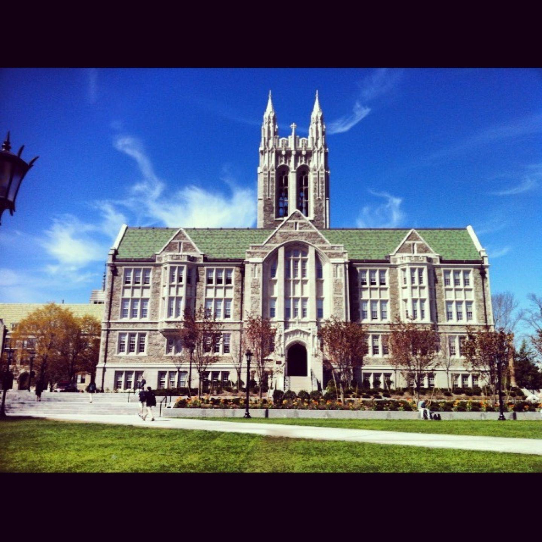 Boston College *140 Commonwealth Avenue *Fulton Hall 320 *Cherstnut Hall ,  MA 02467