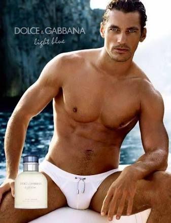 nude herren modell