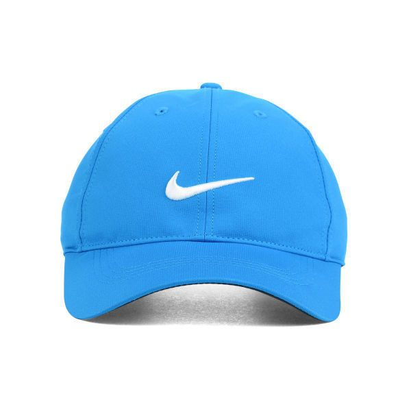 7c9c3d2fe45 Nike Golf Tech Swoosh Cap ( 22) ❤ liked on Polyvore featuring accessories