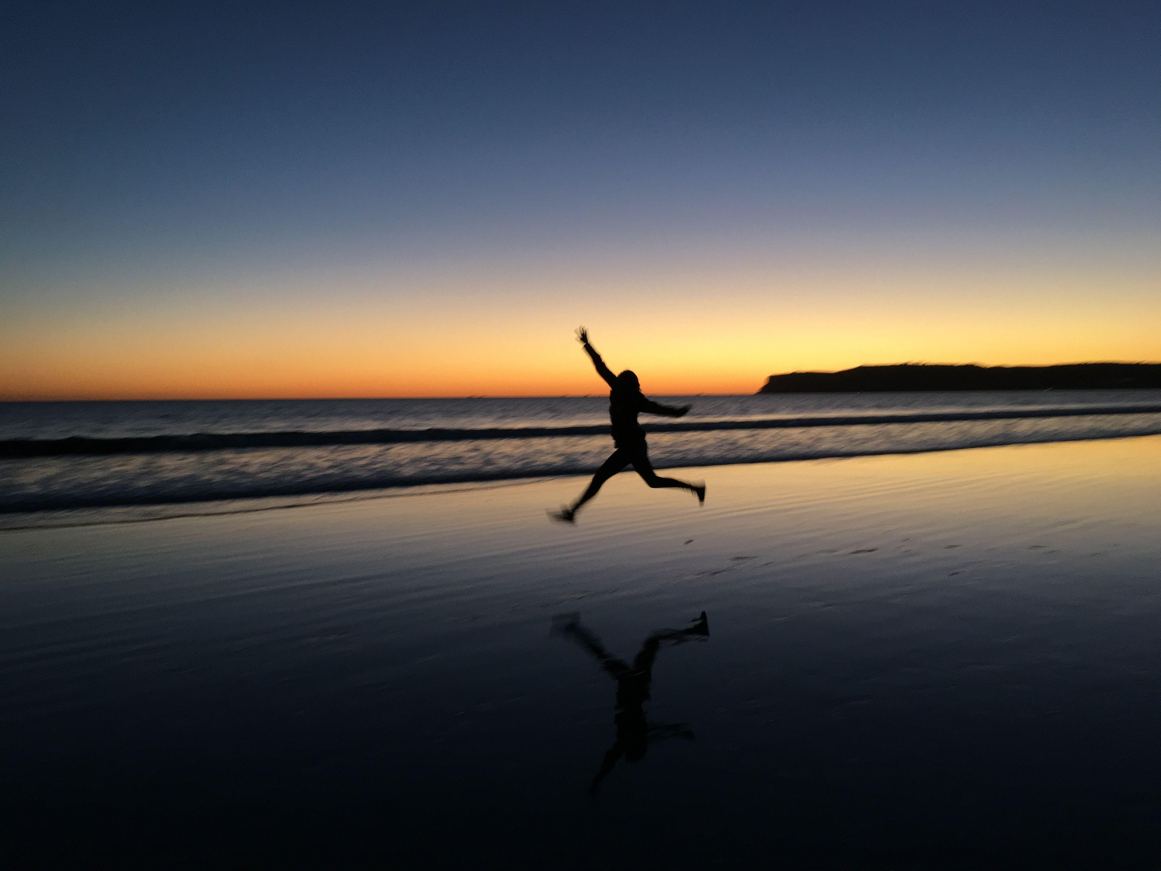 sunset coronado sandiego beach ocean california