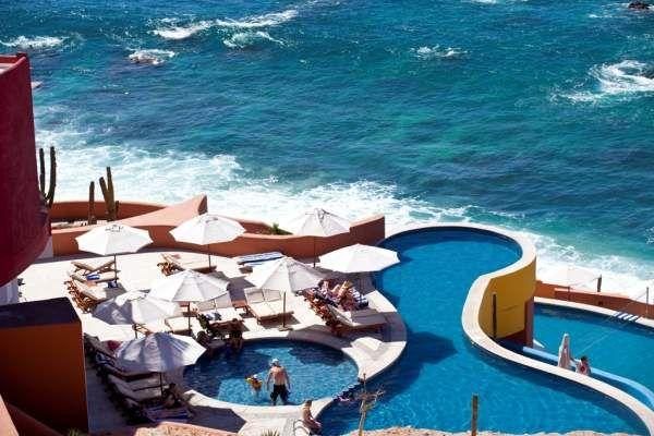 Pools At Club Regina Los Cabos Hotel In San Jose Del Cabo Baja California Sur Mexico Cool