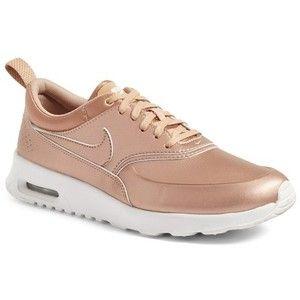 Women's Nike Air Max Thea Se Basket Fashion Pinterest Air max