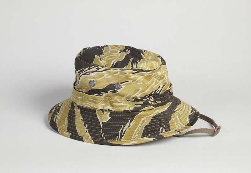 f9d9c2e9c The Real McCoy Tiger Camo bucket hat | My Style | Hats, Camo bucket ...