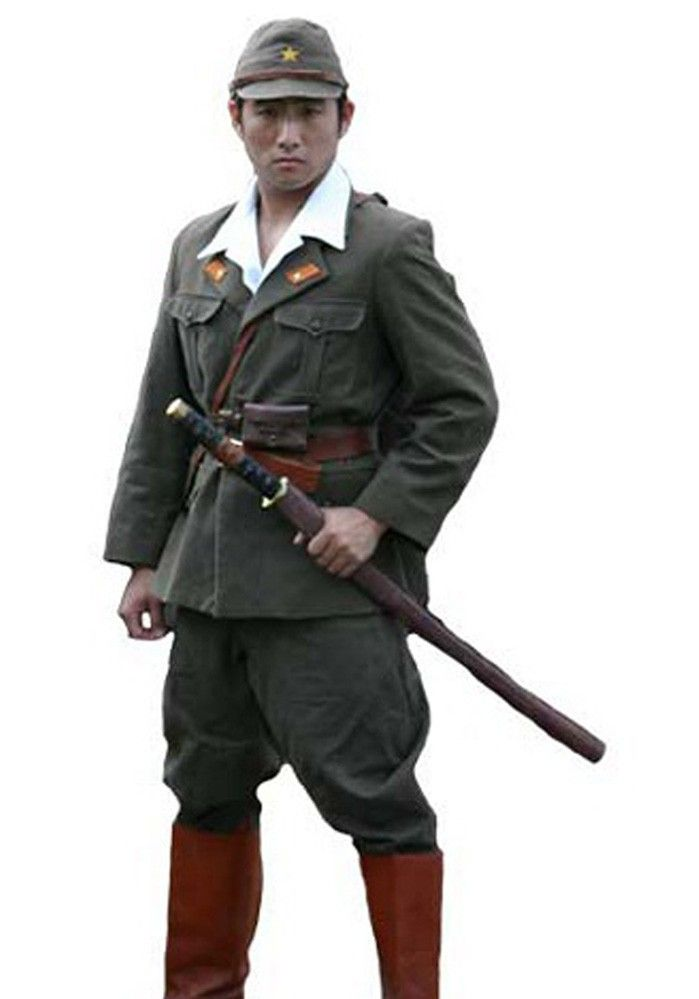 Sparkefilms Wwii Uniforms Japanese Military Uniform Imperial Army