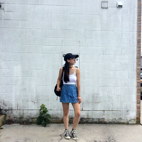 http://bitly.com/2arXzT1 - What to Wear to a Summer Concert - by Sheila, 26 year old Archives Assistant from Pennsylvania, United States   #blushmink, #casual, #chic, #CLASSY, #comfortable, #concert, #converse, #cool, #denim, #dress, #dustypink, #edgy, #HAT, #heels, #jeanshorts, #jumpsuit, #mididress, #minimal, #monochrome, #neckscarf, #shorts, #simple, #skort, #slides, #sporty, #spring, #streetlook, #streetstyle, #streetwear, #summer, #sweatshirt, #traveloutfit, #trend, #t