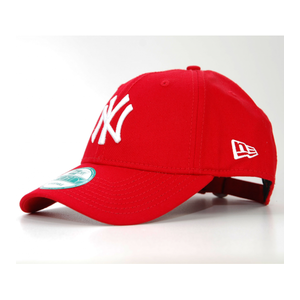 75cd1695ac96c Casquette Incurvée New Era New York Yankees Rouge 940