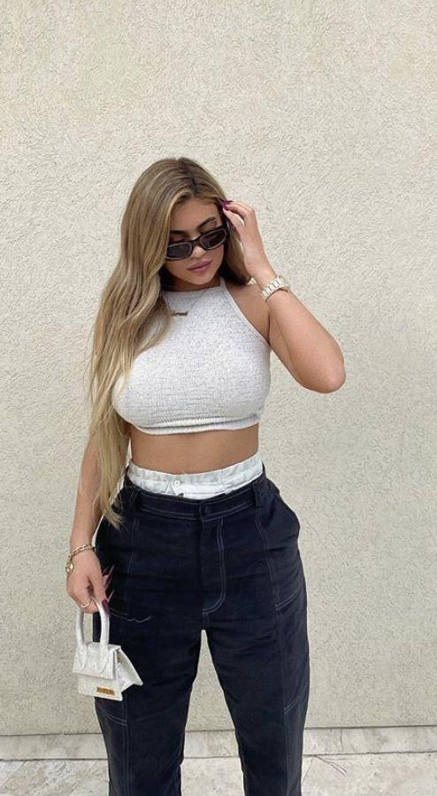 Kylie Jenner Blonde