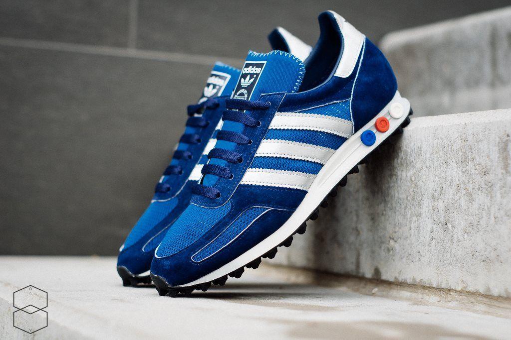 NEW ADIDAS LA TRAINER OG*** Der 80er Retro Running Sneaker