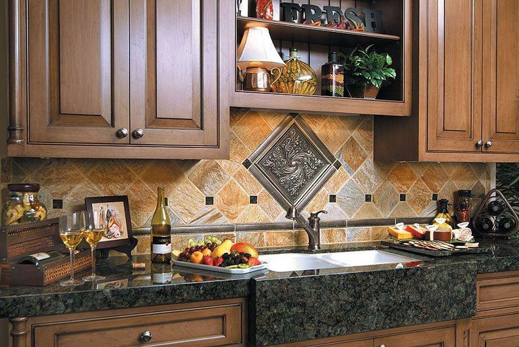 96 Amazing Backsplash Design Ideas For Granite Countertops 56 Green Granite Countertops Trendy Kitchen Backsplash Granite Countertop Designs