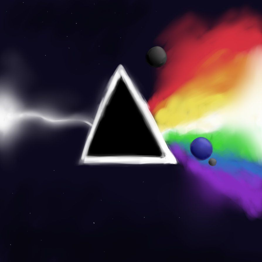 Pink Floyd Dark Side Of The Moon by ~JellieLucy on deviantART