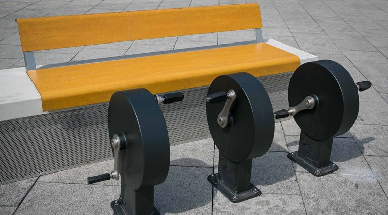 Cycle Bench