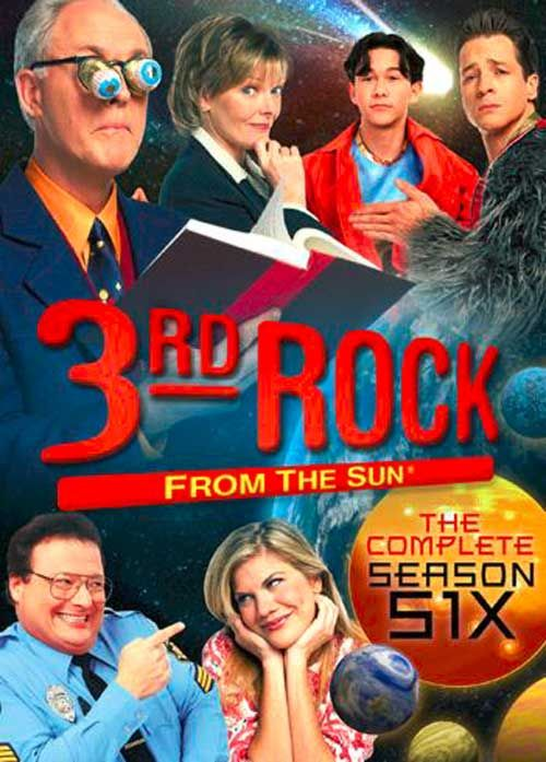 3rd Rock From The Sun Mill Creek Schedules Season 5 And