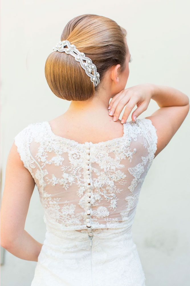 Best Wedding Hairstyle Trends 2017 ❤ See more: http://www ...