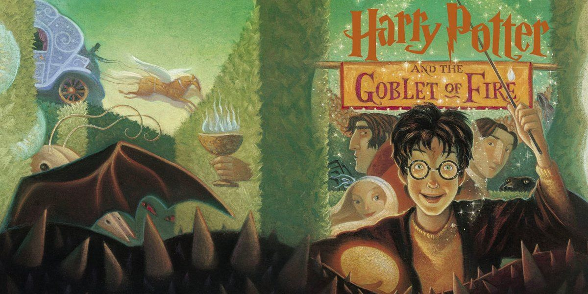 When Will Harry Potter And The Goblet Of Fire Illustrated Edition Be Released J K Rowling Harry Potter Illustrations Harry Potter Art Harry Potter Wallpaper