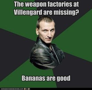 Bananas are good
