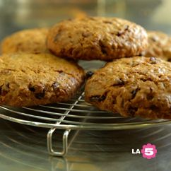Il mondo di California Bakery - Cranberry Oat White Chocolate Cookies