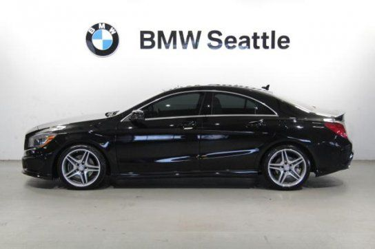Used 2014 MercedesBenz CLA 250 for sale in Seattle, WA