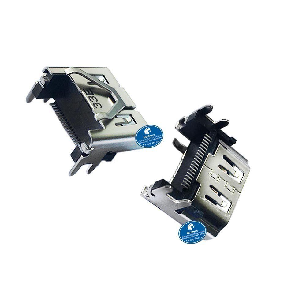Rinbers Original Ps4 Pro Hdmi Port Display Socket Jack Interface