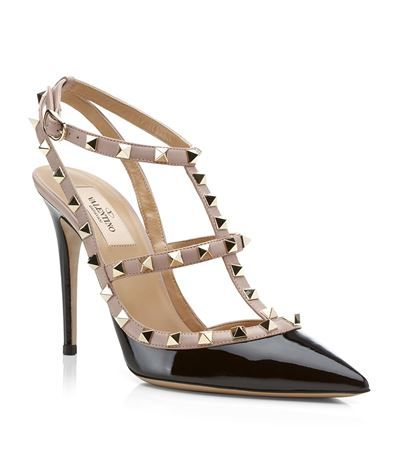 Valentino Garavani Rockstud SlingBack Pumps 100 available to buy at  HarrodsShop womens shoes online and earn Rewards points