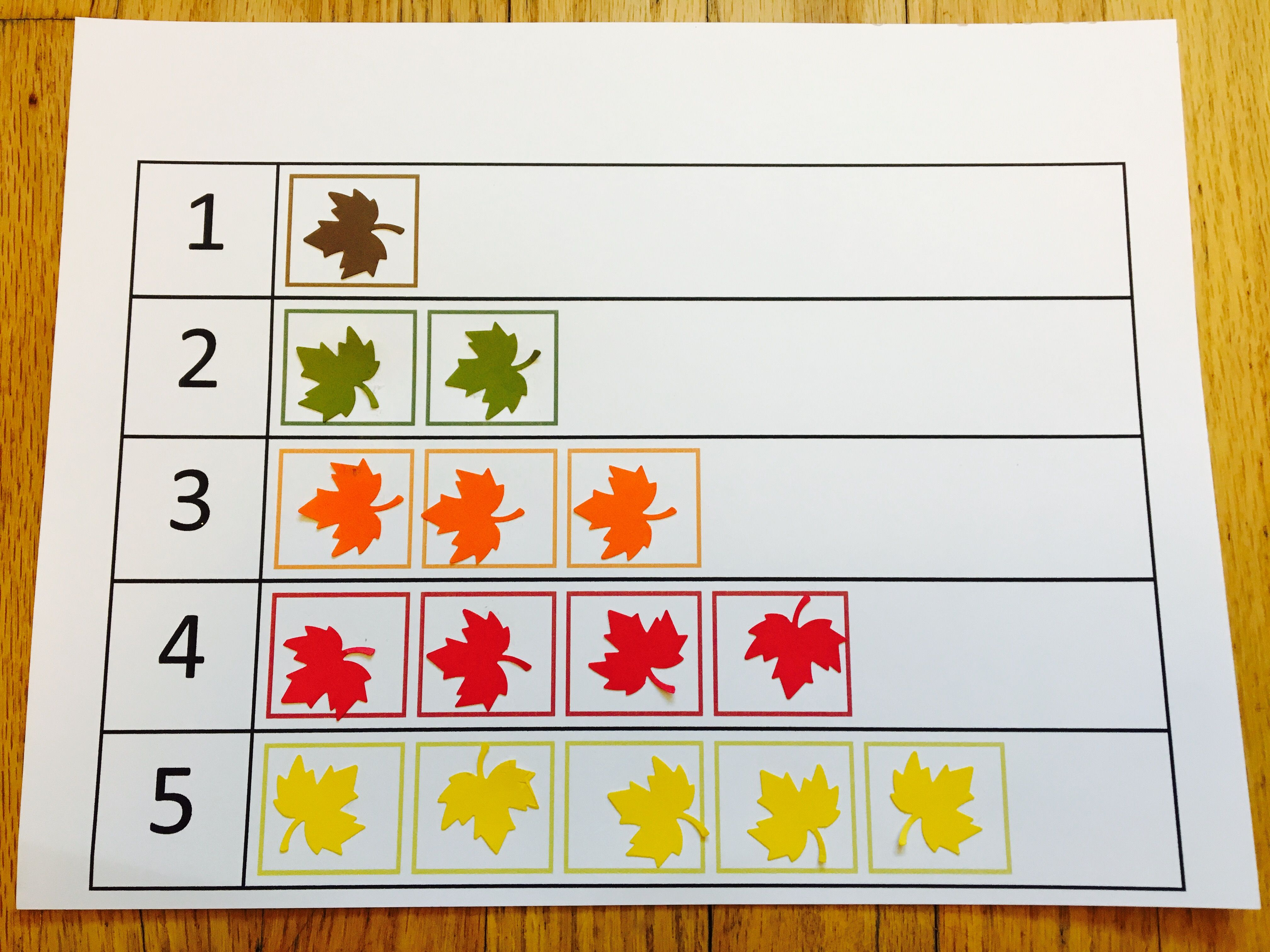 Pin By Maria Becerra On Fall Preschool Activities