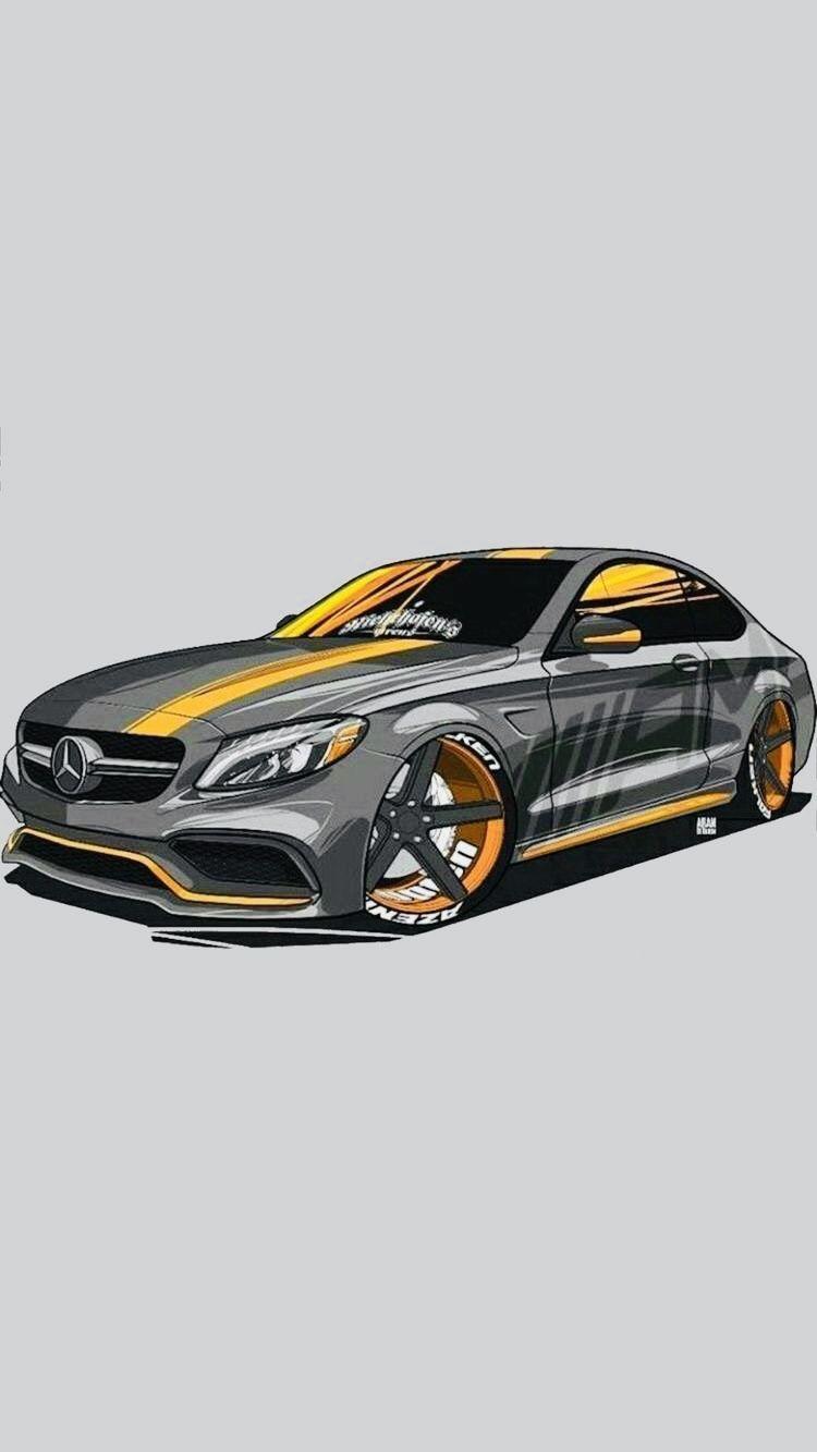 Mercedes Benz Art Em 2020 Desenhos De Carros Carros Bmw Carros