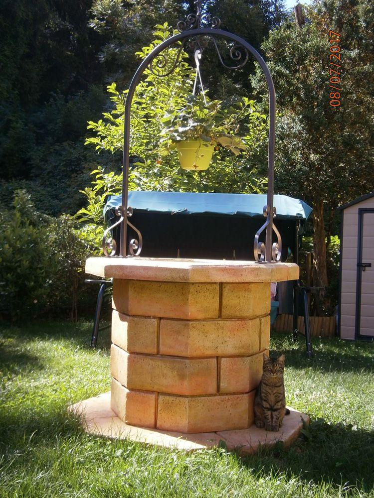 Pozzi Da Giardino In Pietra.Pozzo Da Giardino 60 Col Pietre Del Borgo Localita Torriglia