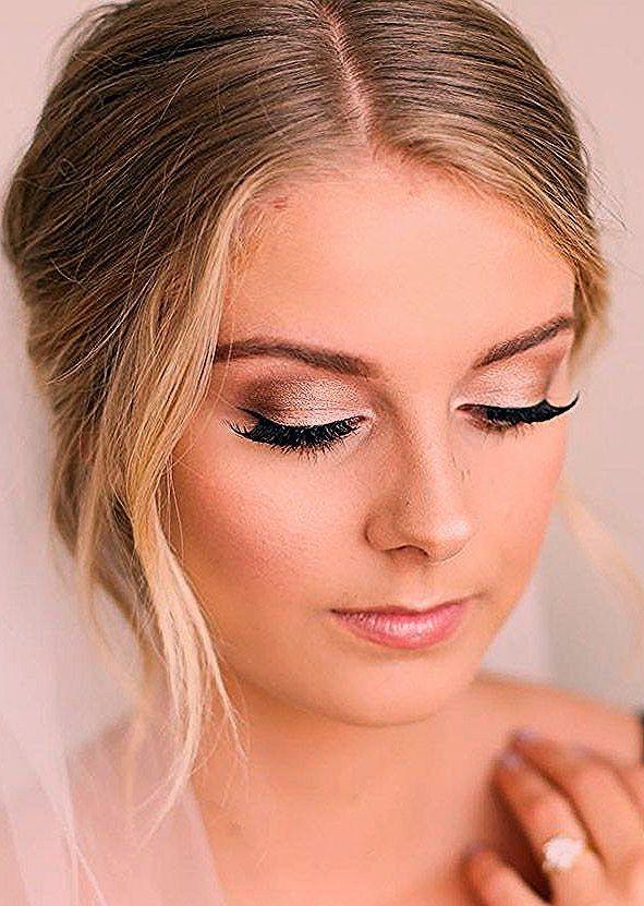 Photo of 45 Wedding Make Up Ideas For Stylish Brides   Wedding Forward