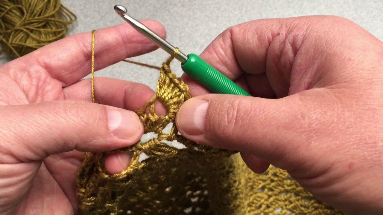 Muschelborte Häkeln á La Helmi Crochet Pinterest Crochet