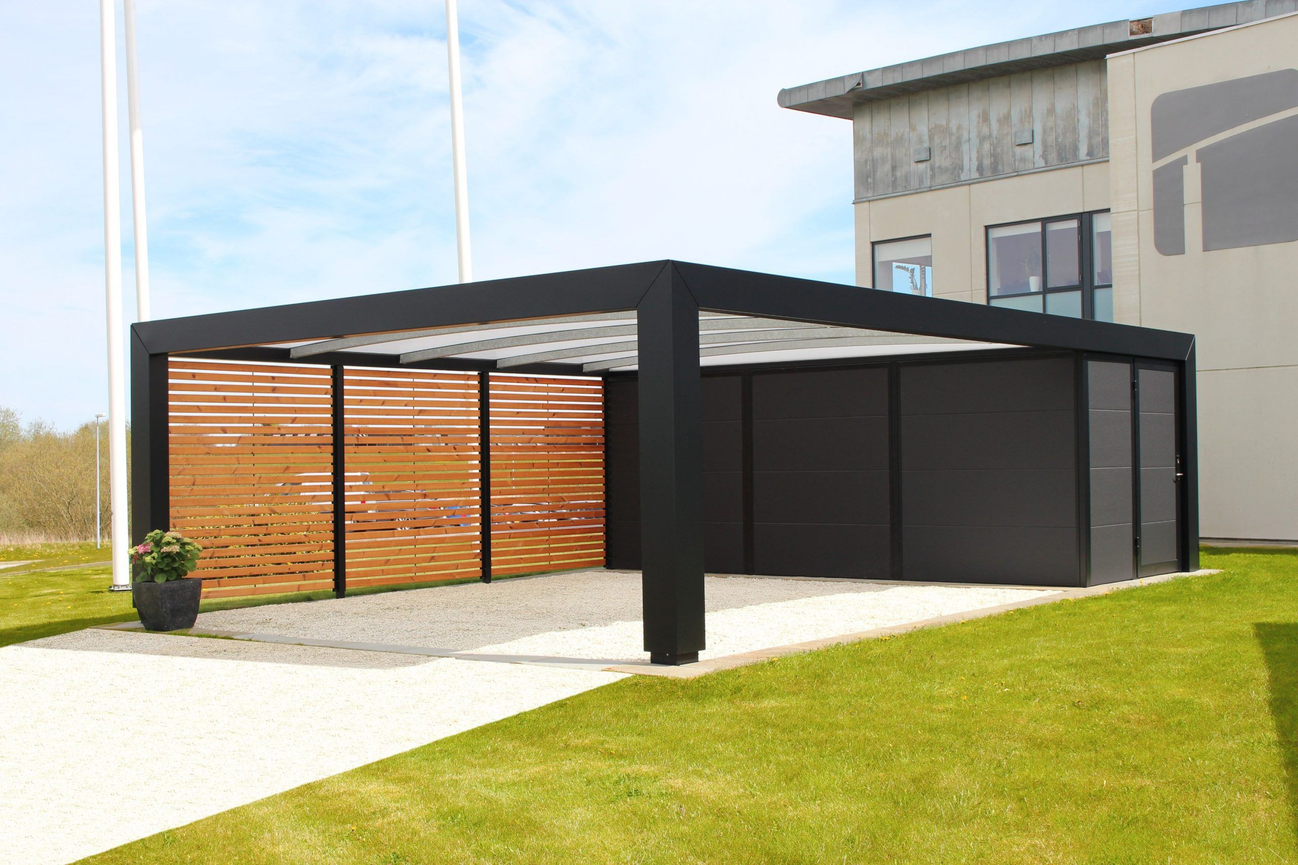 Kubic Carport Carport Kubic In 2020 Carport Designs Carport Garage Modern Carport